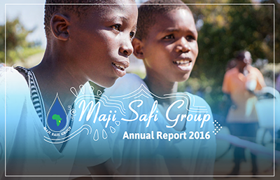 2016 Maji Report Cover